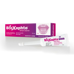 BLOXAPHTE Oral Care Mund-Gel 15 ml