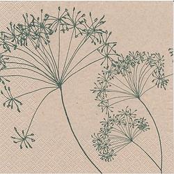 "Papierservietten ""Pusteblumen"", 33 x 33 cm, 20 Stück"