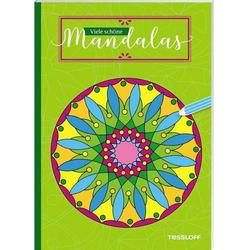 Viele schöne Mandalas für Kinder