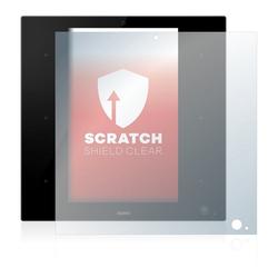 upscreen Schutzfolie für Zipato ZipaTile Z-Wave Zigbee Gateway, Folie Schutzfolie klar anti-scratch