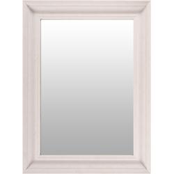 Wandspiegel »Scott 225« ( 1-tlg), Spiegel, 13301616-0 weiß (B/H/T): 59,5/5,2/79,5 cm weiß