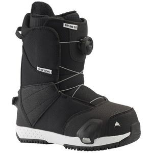Burton Kids Zipline Step On - Snowboard-Schuh - Kinder Black 6 US