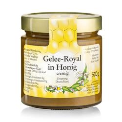 Gelee-Royal in Honig