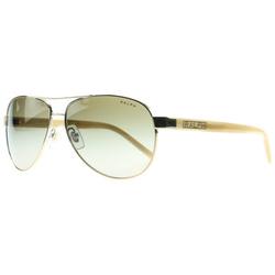 Ralph - Ralph Lauren 4004 101/13 5913 Gold / Ivory Sonnenbrille