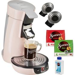Senseo Kaffeepadmaschine SENSEO® Viva Café HD6563/30, inkl. Gratis-Zugaben im Wert von 14,- UVP