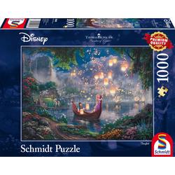 Thomas Kinkade Disney Rapunzel.1000 Teile Puzzle