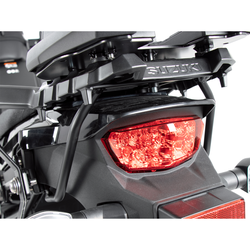H&B Zusatzstrebe für Gepäckträger schwarz für DL 1050 V-Stro