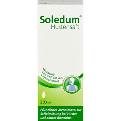 SOLEDUM Hustensaft 200 ml