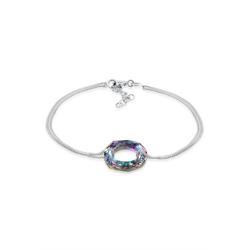Elli Armband Cosmic Circle Kristalle 925 Silber