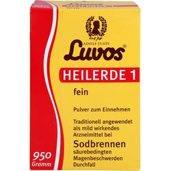 LUVOS Heilerde 1 fein 950 g