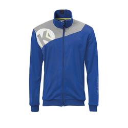 KEMPA Jacke blau / grau / weiß, Größe 128, 4766507