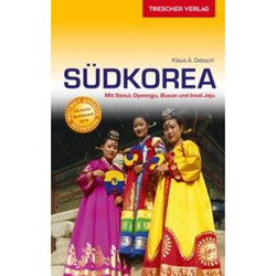 Reiseführer Südkorea - Neu 2020|Südkorea