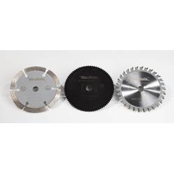 Sägeblatt Set 3-teilig, Durchmesser 85 mm