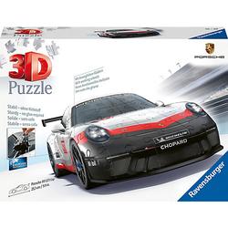 3D-Puzzle Porsche 911 R GT3 Cup, 108 Teile