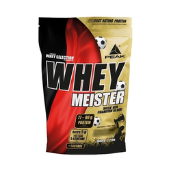 Peak Whey Meister - 1kg (Geschmack: Mango Lemon)