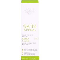 WIDMER Skin Appeal Sebo Fluid unparfümiert 30 ml