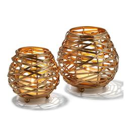 Philippi Design Teelichthalter TAHOMA Teelichthalter groß