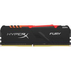 HyperX 16 GB (1 x 16 GB) 3.200 MHz DDR4 CL16 DIMM HyperX FURY RGB