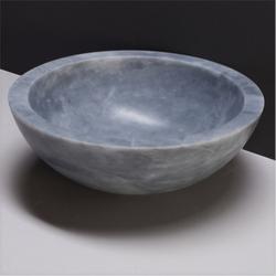 Waschbecken Naturstein ROMA (40 cm) Marmor, 100003