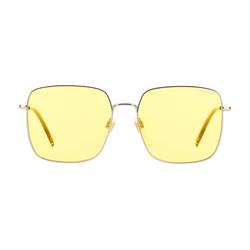 Levi's LV 1007/S DYG Metall Panto Gelb/Gelb Sonnenbrille, Sunglasses | 0,00 | 0,00 | 0,00