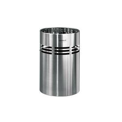 Blomus Papierkorb 65156 SLICE 18,5 Liter Edelstahl
