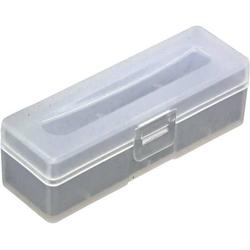 Soshine SBC-026 Batteriebox 1x 18650 (L x B x H) 73 x 22.2 x 22.2mm
