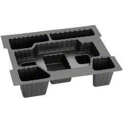 Bosch Professional Einlage zur Werkzeugaufbewahrung, passend für GHO 40-82 C 1600A002UU