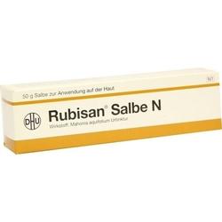 RUBISAN Salbe N 50 g