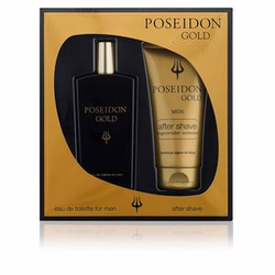 POSEIDON GOLD MEN set