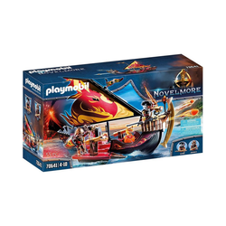 Playmobil® Spielfigur PLAYMOBIL® 70641 Burnham Raiders Feuerschiff