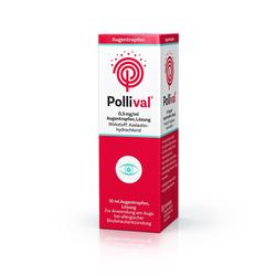 Pollival 0,5 mg/ml Augentropfen, Lösung