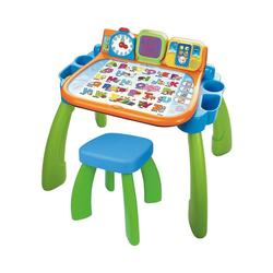 Vtech® Spieltisch 3-in-1 Magischer Schreibtisch grün/blau