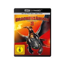 Drachenzähmen leicht gemacht 2 4K Ultra HD Blu-ray +