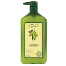 CHI Olive Organics Hair & Body Shampoo 710ml