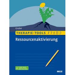 Therapie-Tools Ressourcenaktivierung: Taschenbuch von Tina Gruber
