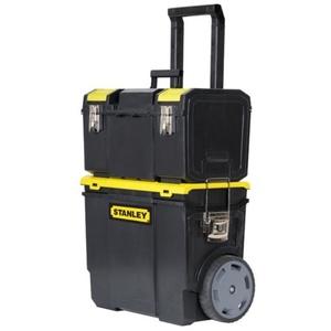 Mobile Montagebox Werkzeugtrolley mit Organizer1-70-326