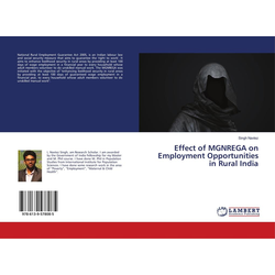 Effect of MGNREGA on Employment Opportunities in Rural India als Buch von Singh Navtez