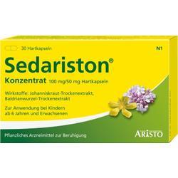 Sedariston Konzentrat