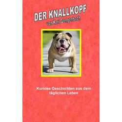Der Knallkopf als Buch von Karl Gengenbach