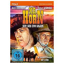 Mr. Horn - Sein Weg zum Galgen - DVD  Filme
