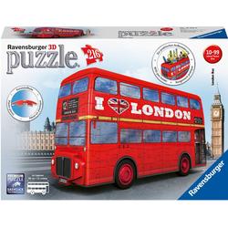 London Bus. 3D Puzzle 216 Teile