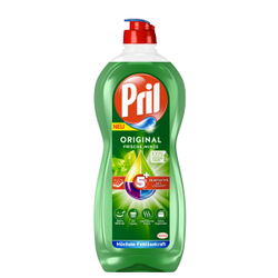 Pril Original Handspülmittel, 675 ml, Der Klassiker unter den Handgeschirrspülmitteln, Frische Minze