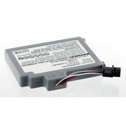 Akku für Nintendo WII U Gamepad Li-Pol 3,7 Volt 1500 mAh