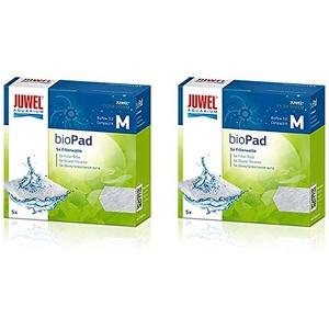 2 x Original Juwel Filterwatte Bioflow 3.0 Compact / bioPad M 5er Pack