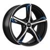 Ronal R62 Blue 7,5x17 5x112 ET45 MB76,0