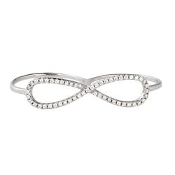 Pippa&Jean Ring  Messing Glaskristalle silber Pippa&Jean Modeschmuckring Ring  Messing Glaskristalle silber Pippa&Jean Modeschmuckring