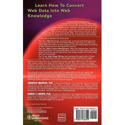 Data-Mining the Web als Buch von Markov/ Larose/ Daniel T. Larose