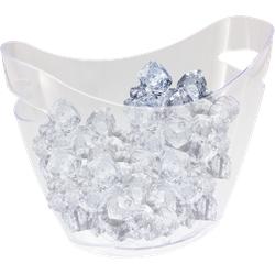 Eiskühler für Wein- bzw. Sektflaschen 23 cm