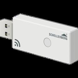Schellenberg Funkstick für Schellenberg RF Weiß