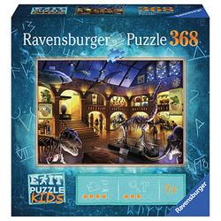 Ravensburger Exit Puzzle Kids Im Naturkundemuseum Puzzle 368 Teile